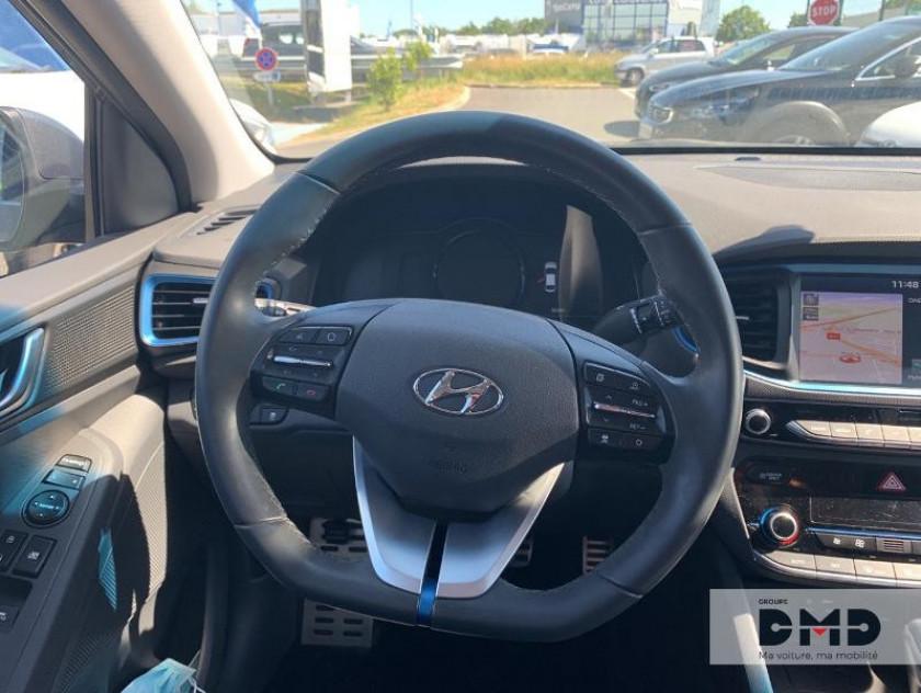 Hyundai Ioniq Hybrid 141ch Creative - Visuel #7