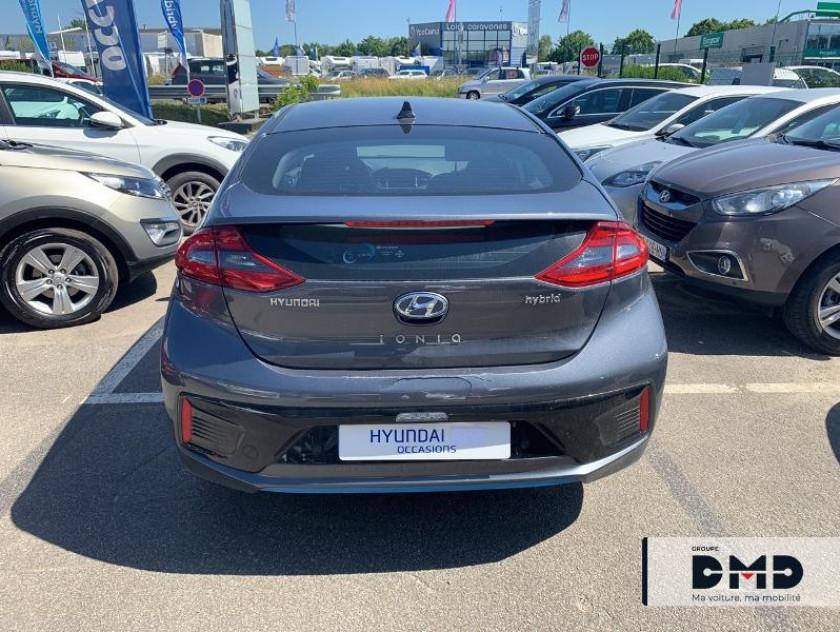 Hyundai Ioniq Hybrid 141ch Creative - Visuel #11