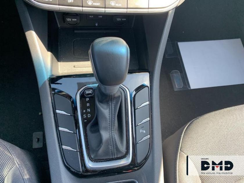 Hyundai Ioniq Hybrid 141ch Creative - Visuel #8