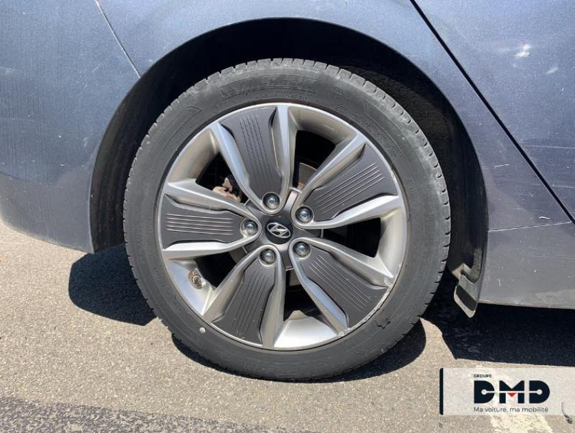 Hyundai Ioniq Hybrid 141ch Creative - Visuel #13