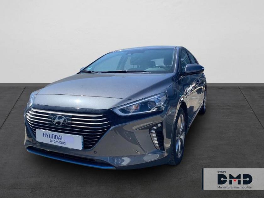 Hyundai Ioniq Hybrid 141ch Creative - Visuel #1