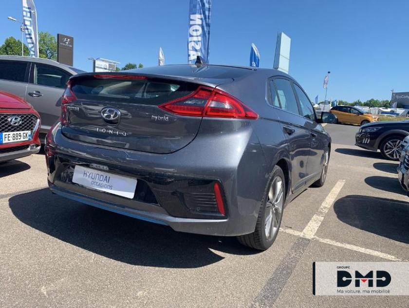 Hyundai Ioniq Hybrid 141ch Creative - Visuel #3