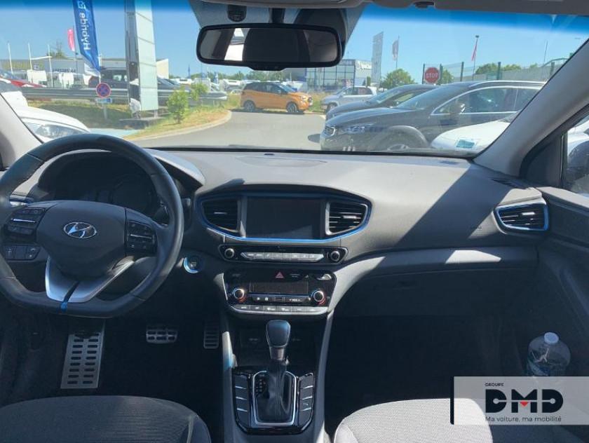 Hyundai Ioniq Hybrid 141ch Creative - Visuel #5