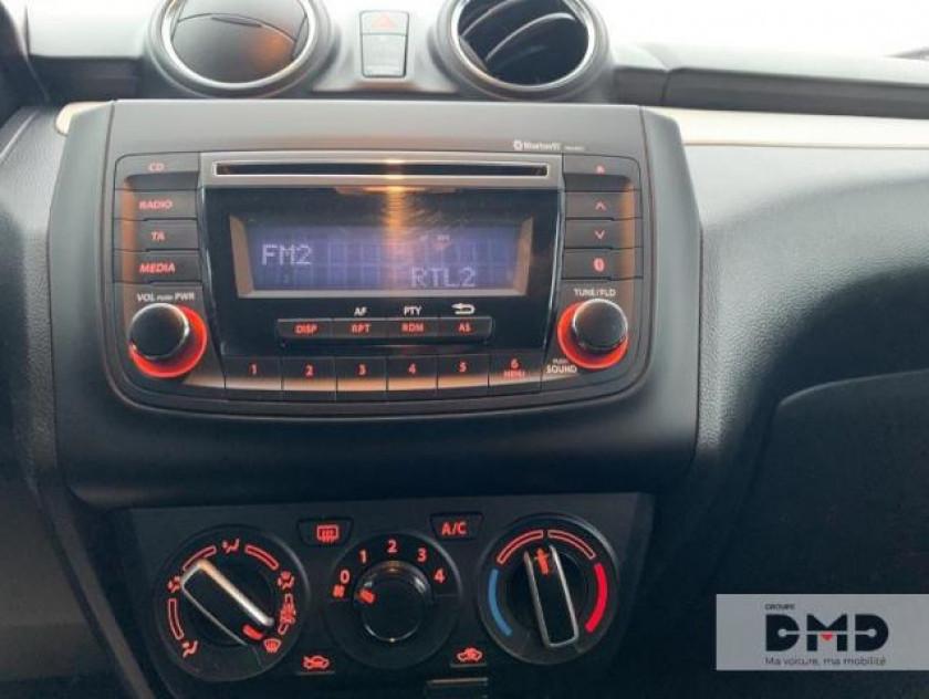 Suzuki Swift 1.2 Dualjet 90ch Avantage - Visuel #6
