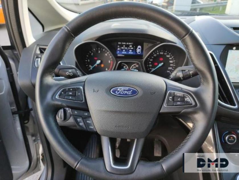 Ford C-max 1.5 Tdci 120ch Stop&start Titanium - Visuel #7