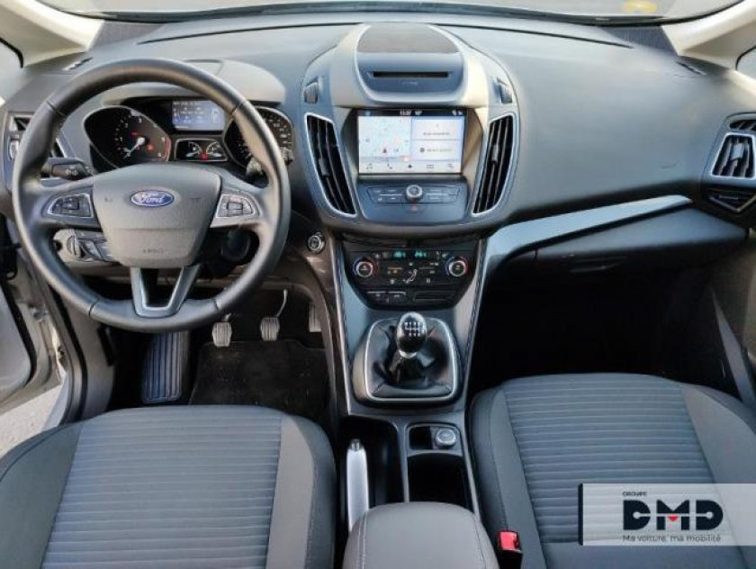 Ford C-max 1.5 Tdci 120ch Stop&start Titanium - Visuel #5