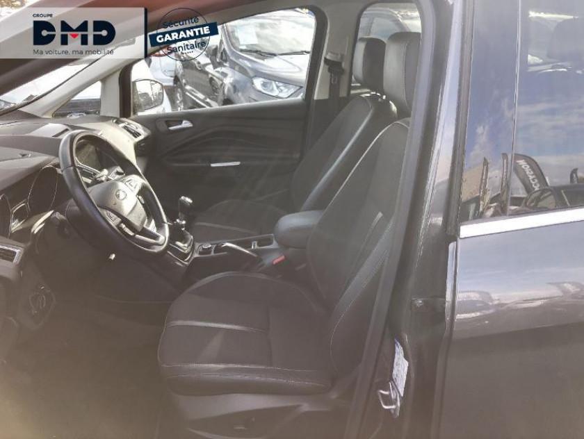 Ford C-max 1.5 Tdci 120ch Stop&start Titanium X - Visuel #9