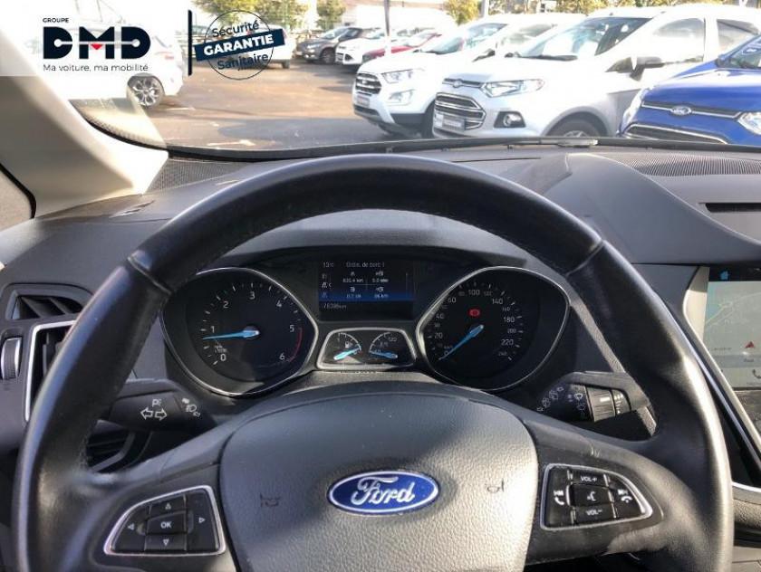 Ford C-max 1.5 Tdci 120ch Stop&start Titanium X - Visuel #7