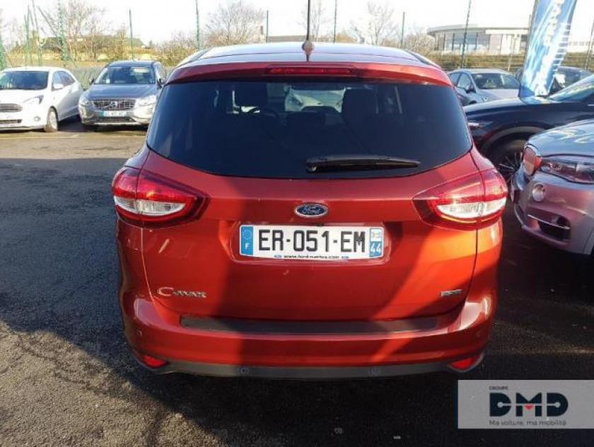 Ford C-max 1.0 Ecoboost 125ch Stop&start Titanium - Visuel #25