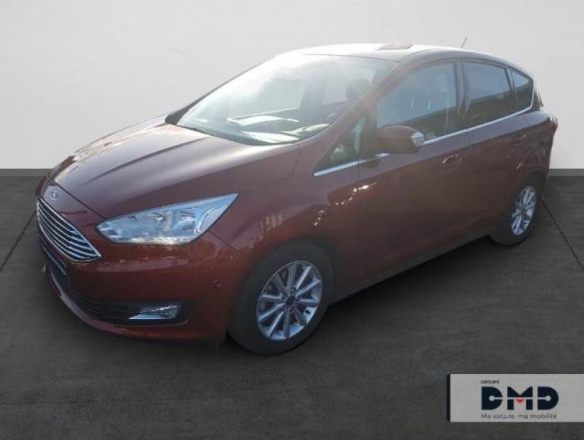 Ford C-max 1.0 Ecoboost 125ch Stop&start Titanium - Visuel #1