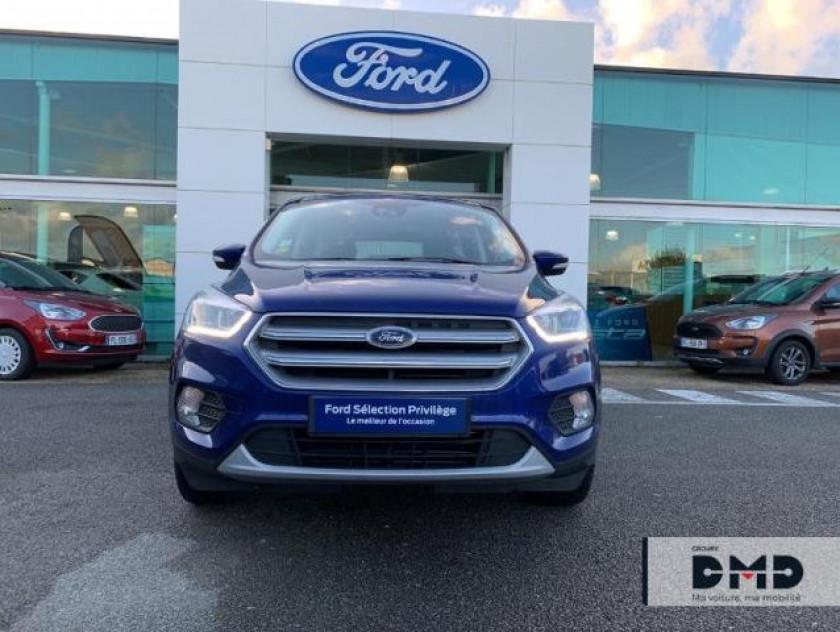 Ford Kuga 2.0 Tdci 180ch Stop&start Titanium 4x4 Powershift - Visuel #4