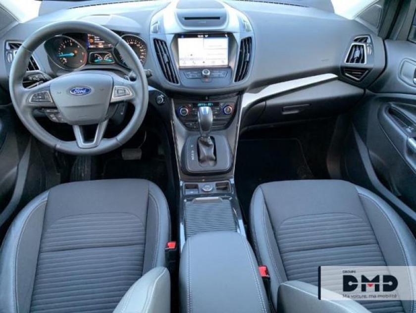 Ford Kuga 2.0 Tdci 180ch Stop&start Titanium 4x4 Powershift - Visuel #5