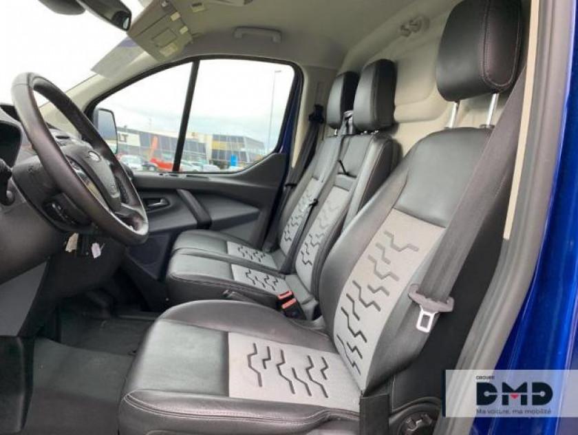 Ford Transit Custom Fg 290 L2h1 2.0 Tdci 170 S&s Sport Bva6 - Visuel #9
