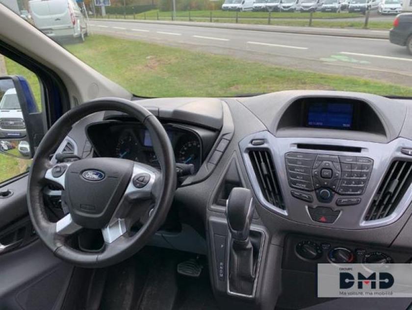 Ford Transit Custom Fg 290 L2h1 2.0 Tdci 170 S&s Sport Bva6 - Visuel #5