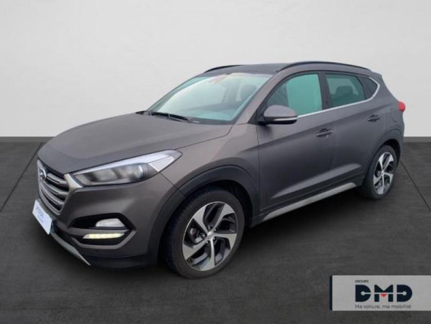 Hyundai Tucson 1.7 Crdi 141ch Creative 2wd Dct-7 - Visuel #1