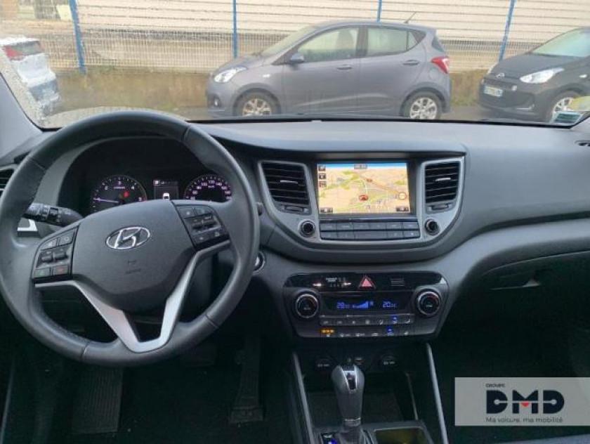 Hyundai Tucson 1.7 Crdi 141ch Creative 2wd Dct-7 - Visuel #5