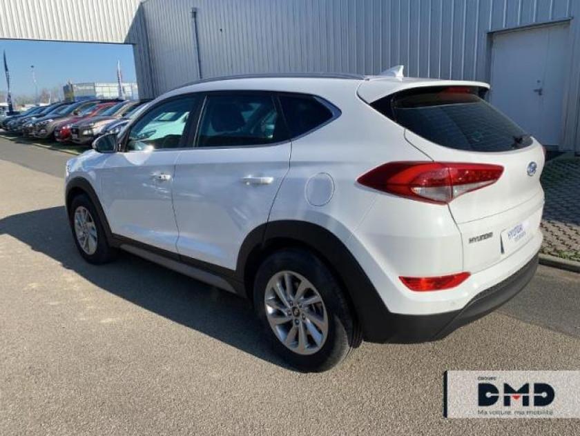 Hyundai Tucson 1.7 Crdi 141ch Creative 2wd Dct-7 - Visuel #3