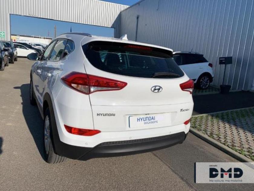 Hyundai Tucson 1.7 Crdi 141ch Creative 2wd Dct-7 - Visuel #11