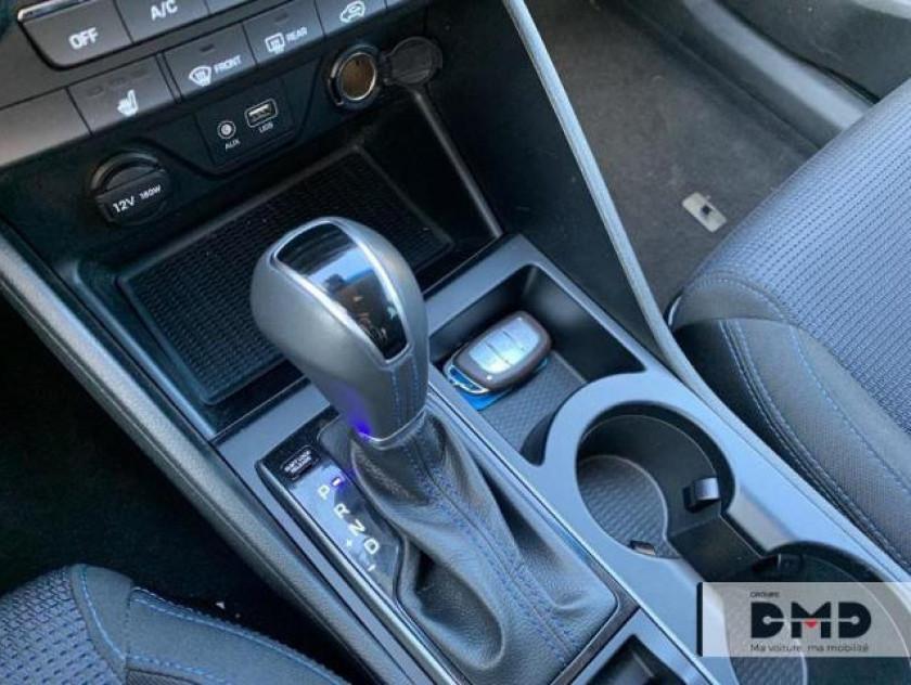 Hyundai Tucson 1.7 Crdi 141ch Creative 2wd Dct-7 - Visuel #8