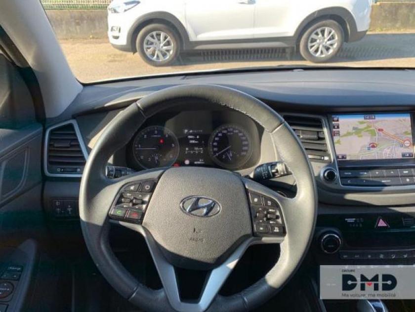 Hyundai Tucson 1.7 Crdi 141ch Creative 2wd Dct-7 - Visuel #7
