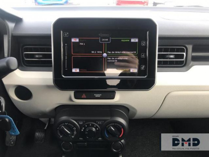 Suzuki Ignis 1.2 Dualjet 90ch Privilège - Visuel #6