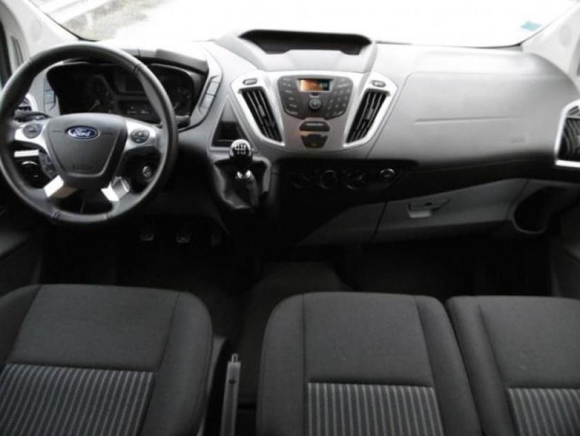 Ford Transit Custom Kombi 310 L1h1 2.0 Tdci 105ch Trend Business - Visuel #4