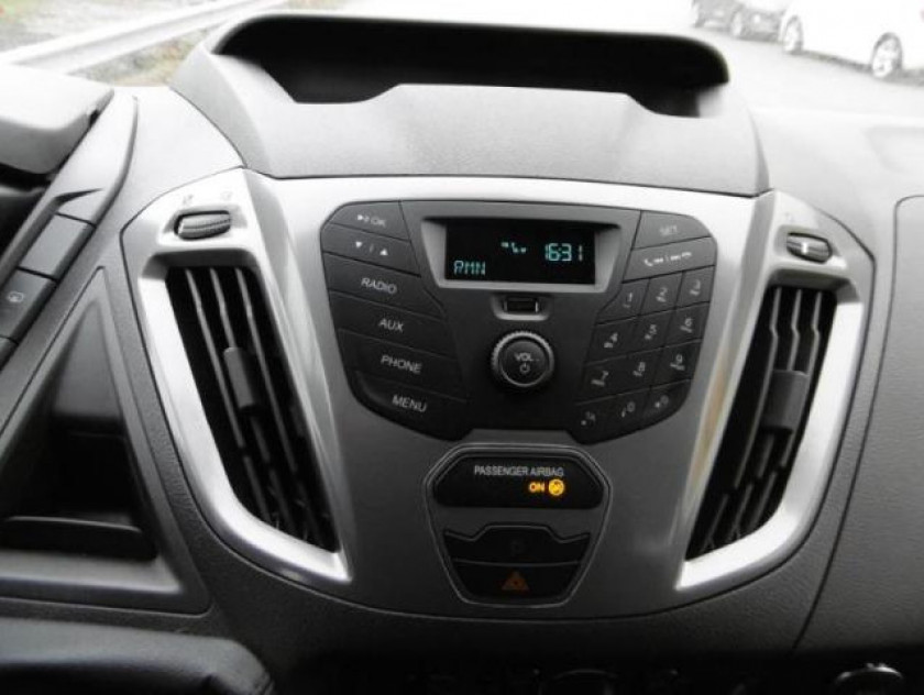 Ford Transit Custom Kombi 310 L1h1 2.0 Tdci 105ch Trend Business - Visuel #8