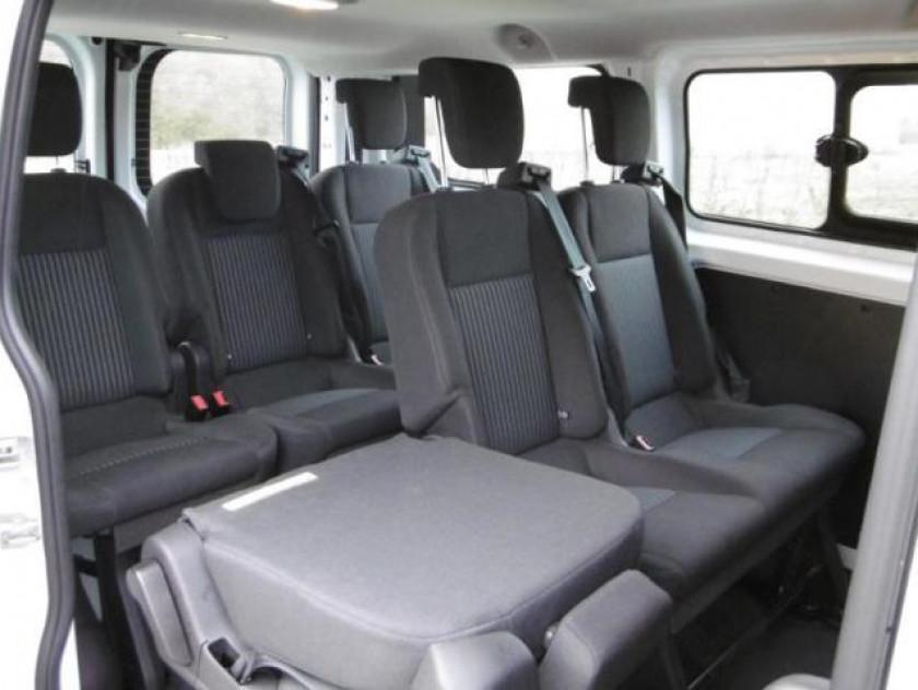 Ford Transit Custom Kombi 310 L1h1 2.0 Tdci 105ch Trend Business - Visuel #6