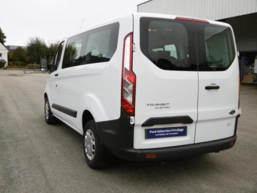 Ford Transit Custom Kombi 310 L1h1 2.0 Tdci 105ch Trend Business - Visuel #2