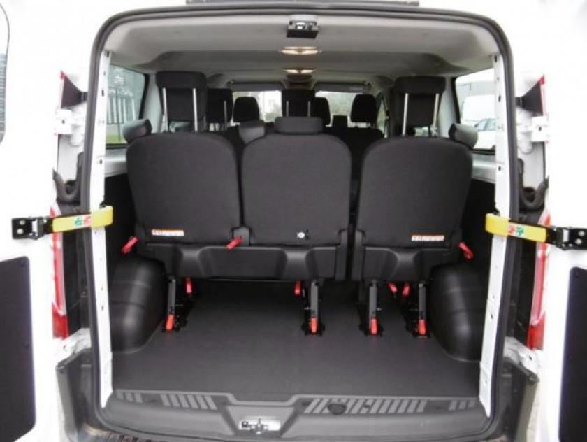 Ford Transit Custom Kombi 310 L1h1 2.0 Tdci 105ch Trend Business - Visuel #7