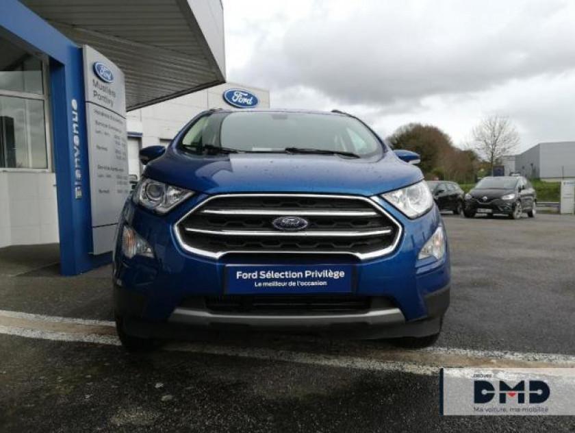 Ford Ecosport 1.0 Ecoboost 125ch Titanium Bva6 - Visuel #4