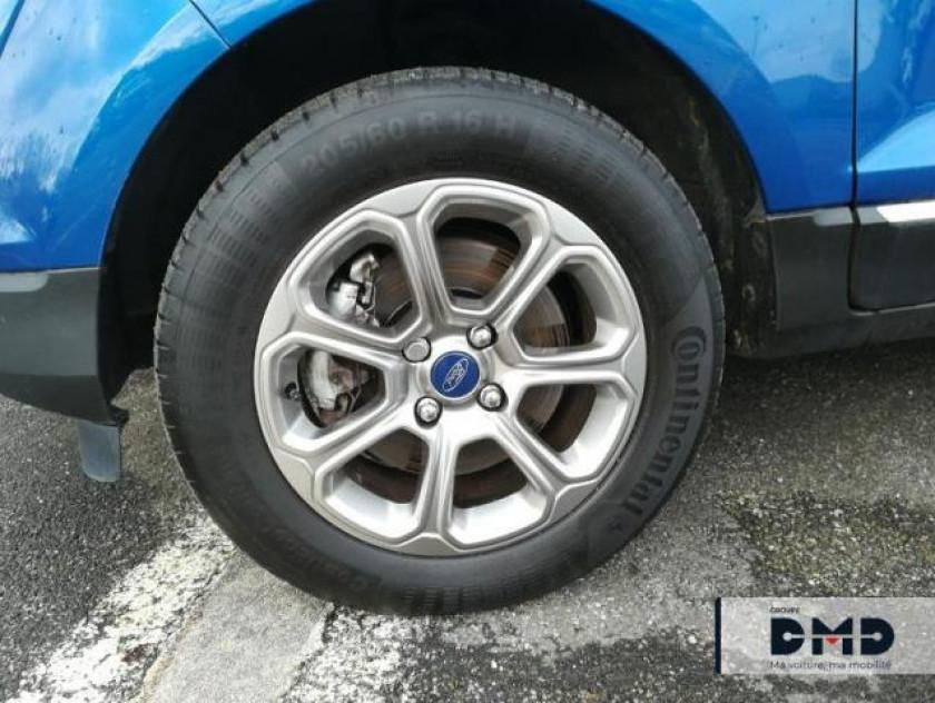 Ford Ecosport 1.0 Ecoboost 125ch Titanium Bva6 - Visuel #13