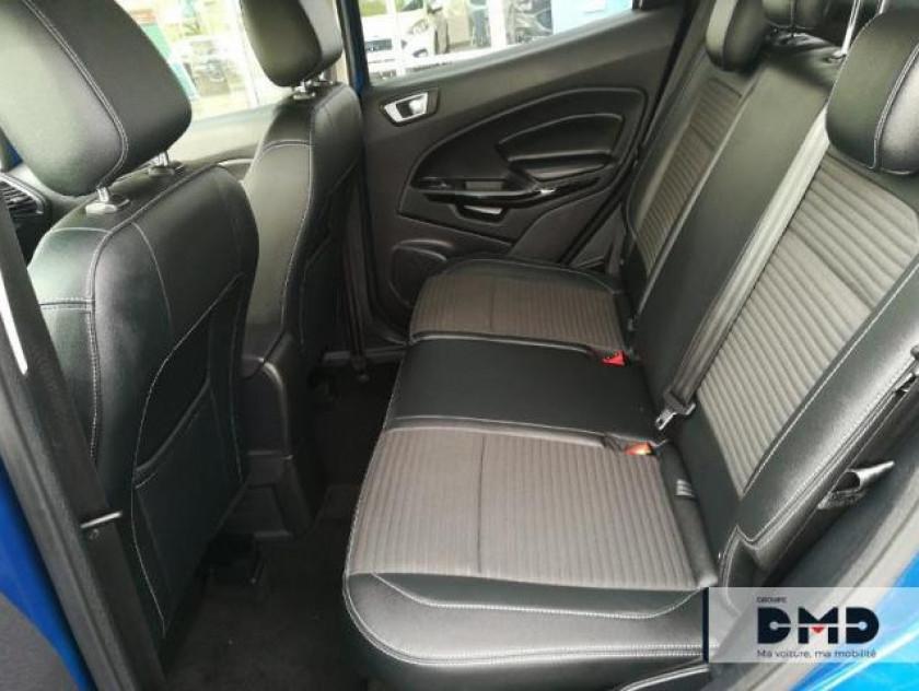 Ford Ecosport 1.0 Ecoboost 125ch Titanium Bva6 - Visuel #10
