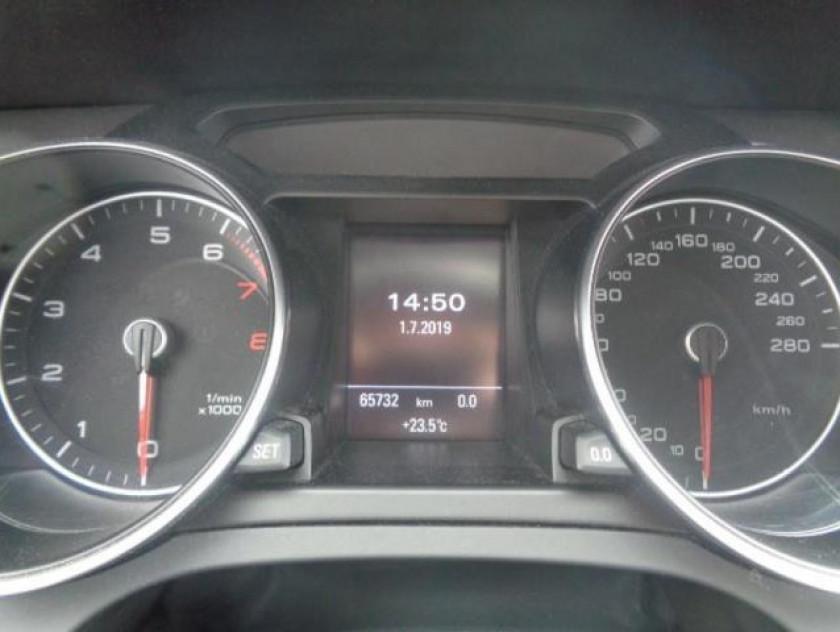 Audi A5 Sportback 2.0 Tfsi 225ch S Line Quattro S Tronic 7 Euro6 - Visuel #10