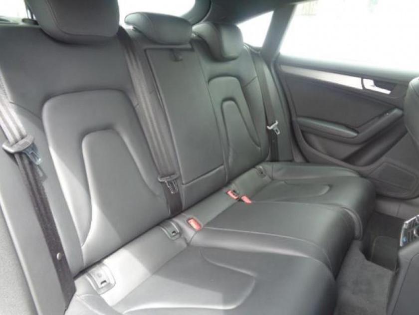 Audi A5 Sportback 2.0 Tfsi 225ch S Line Quattro S Tronic 7 Euro6 - Visuel #4