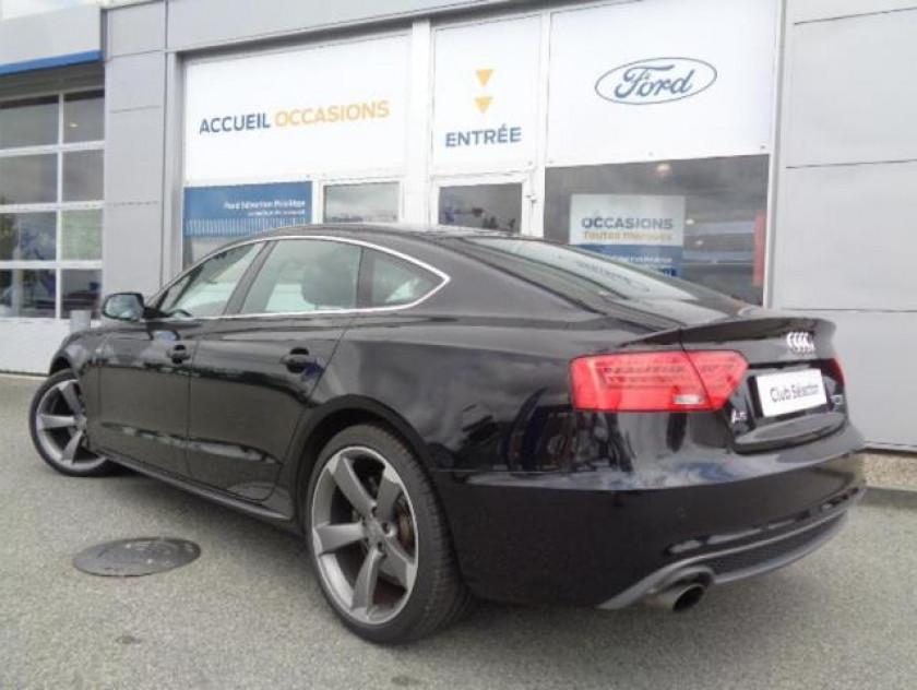 Audi A5 Sportback 2.0 Tfsi 225ch S Line Quattro S Tronic 7 Euro6 - Visuel #3