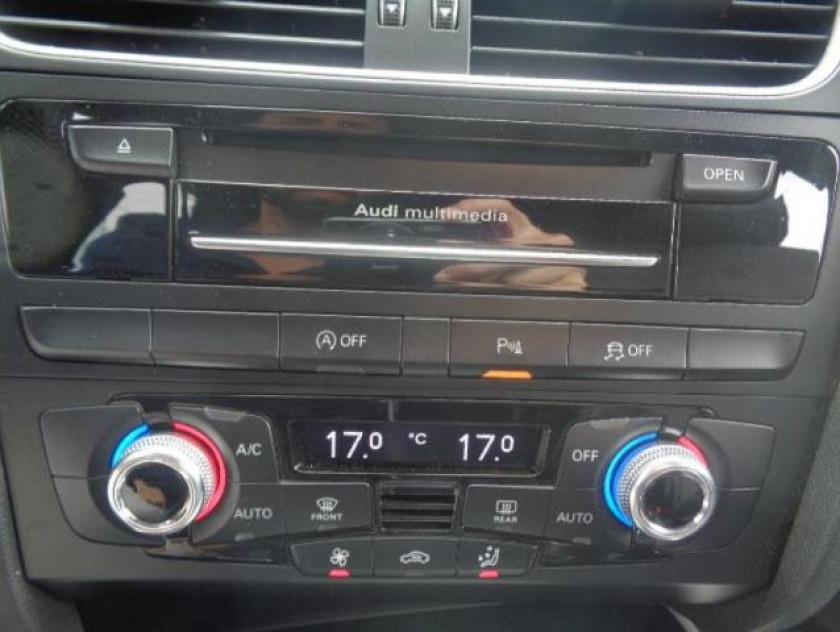 Audi A5 Sportback 2.0 Tfsi 225ch S Line Quattro S Tronic 7 Euro6 - Visuel #12