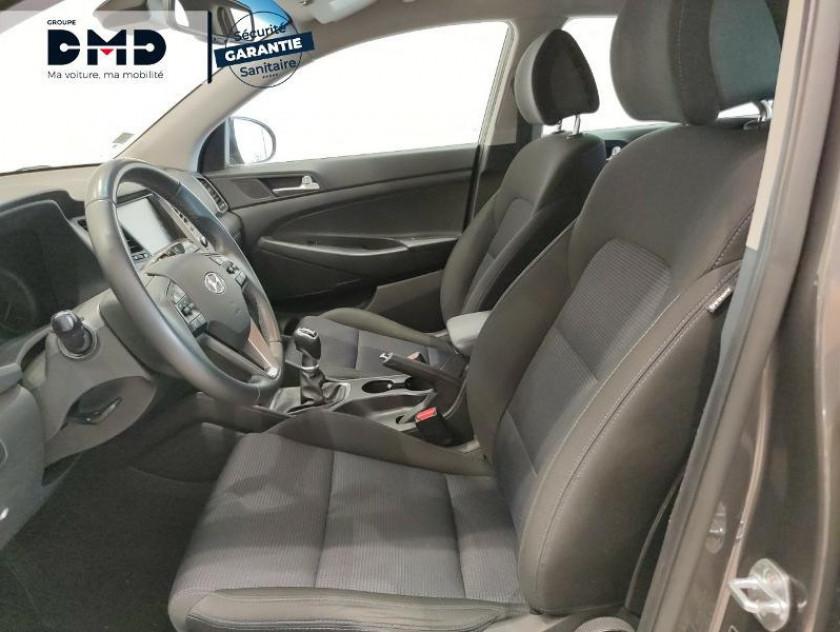 Hyundai Tucson 2.0 Crdi 136ch Creative 2wd - Visuel #9