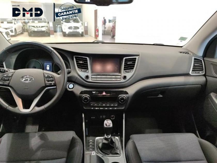 Hyundai Tucson 2.0 Crdi 136ch Creative 2wd - Visuel #5
