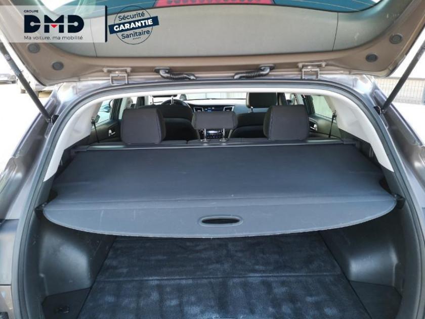 Hyundai Tucson 2.0 Crdi 136ch Creative 2wd - Visuel #12