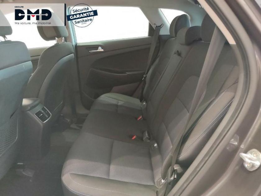Hyundai Tucson 2.0 Crdi 136ch Creative 2wd - Visuel #10