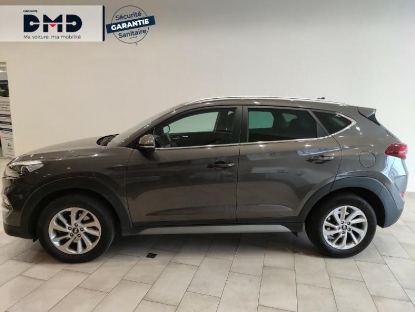 Hyundai Tucson 2.0 Crdi 136ch Creative 2wd - Visuel #2