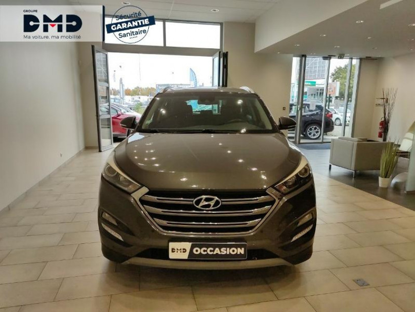 Hyundai Tucson 2.0 Crdi 136ch Creative 2wd - Visuel #4