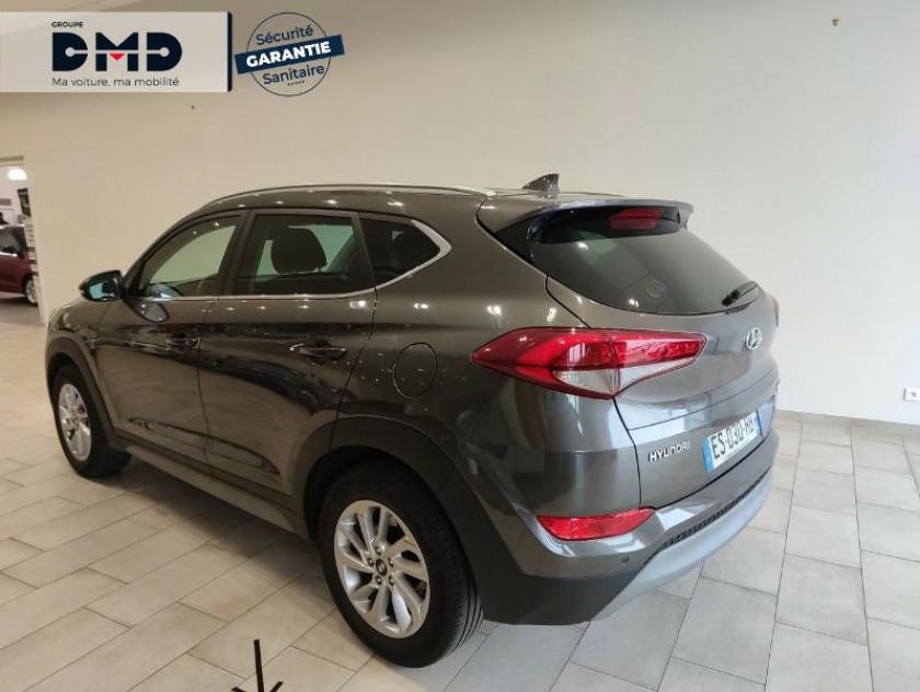 Hyundai Tucson 2.0 Crdi 136ch Creative 2wd - Visuel #3