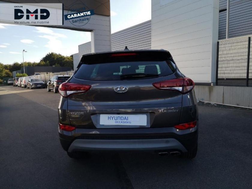 Hyundai Tucson 2.0 Crdi 136ch Creative 2wd - Visuel #11