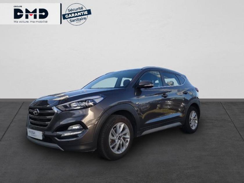 Hyundai Tucson 2.0 Crdi 136ch Creative 2wd - Visuel #1