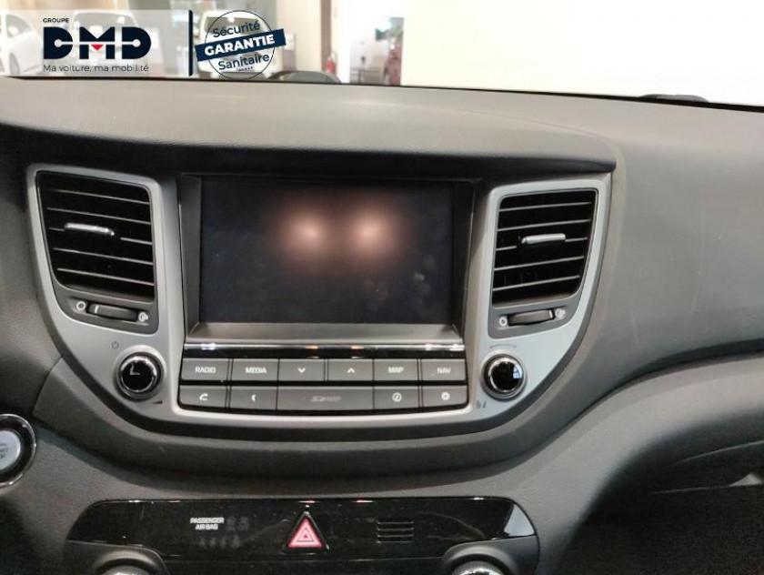 Hyundai Tucson 2.0 Crdi 136ch Creative 2wd - Visuel #6