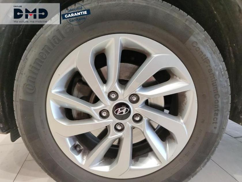 Hyundai Tucson 2.0 Crdi 136ch Creative 2wd - Visuel #13