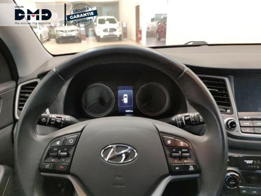 Hyundai Tucson 2.0 Crdi 136ch Creative 2wd - Visuel #7