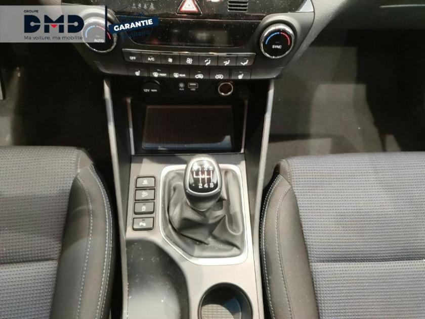 Hyundai Tucson 2.0 Crdi 136ch Creative 2wd - Visuel #8